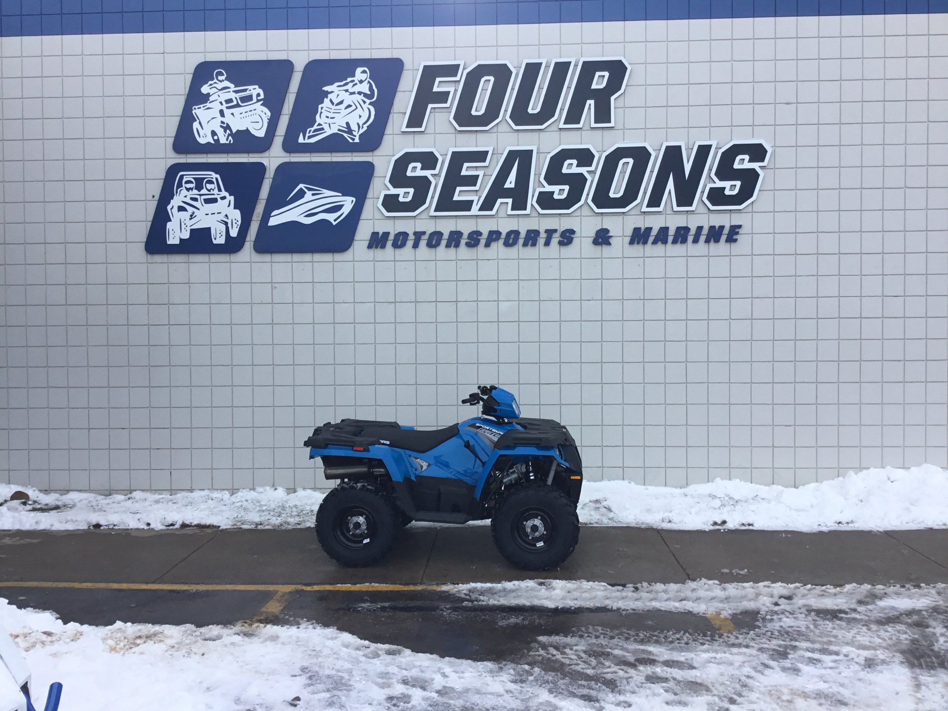 2019 Polaris Sportsman 570 EPS in Rapid City, South Dakota