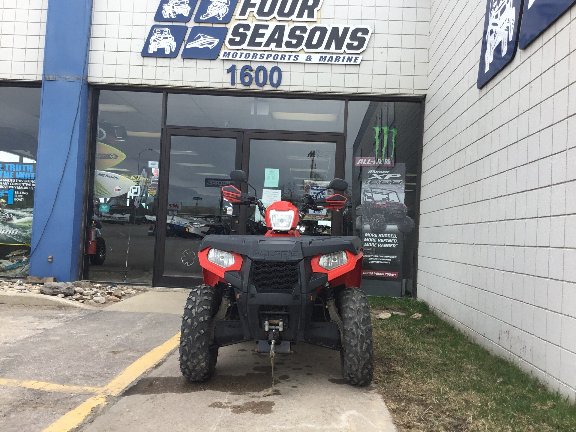 2013 Polaris Sportsman® 500 H.O. in Rapid City, South Dakota - Photo 3