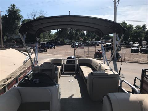 2018 Sun Tracker Party Barge 24 XP3 in Rapid City, South Dakota - Photo 9