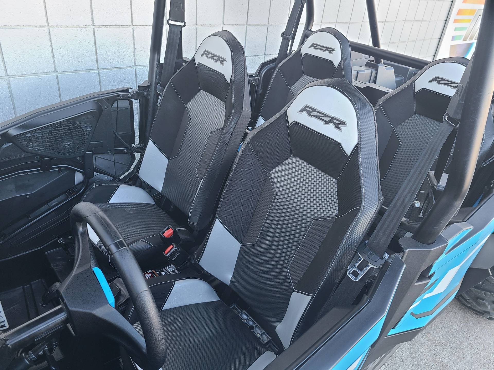2019 Polaris RZR XP 4 1000 EPS Ride Command Edition in Rapid City, South Dakota - Photo 3