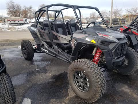 2019 Polaris RZR XP 4 Turbo S Velocity in Rapid City, South Dakota - Photo 1
