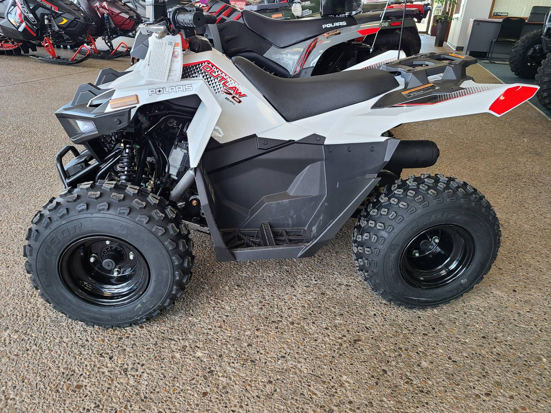 2021 Polaris Outlaw 70 EFI in Rapid City, South Dakota - Photo 1