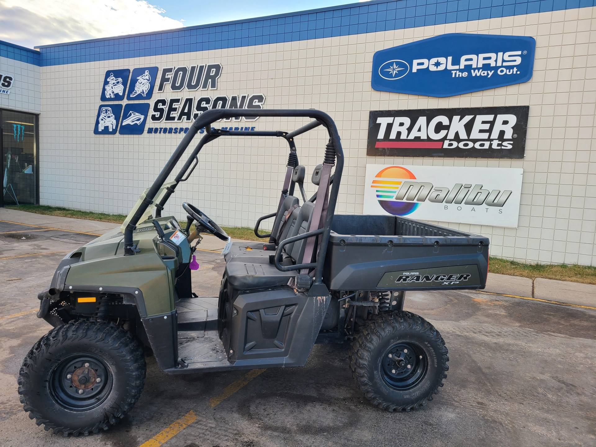 2012 Polaris Ranger XP® 800 in Rapid City, South Dakota - Photo 1