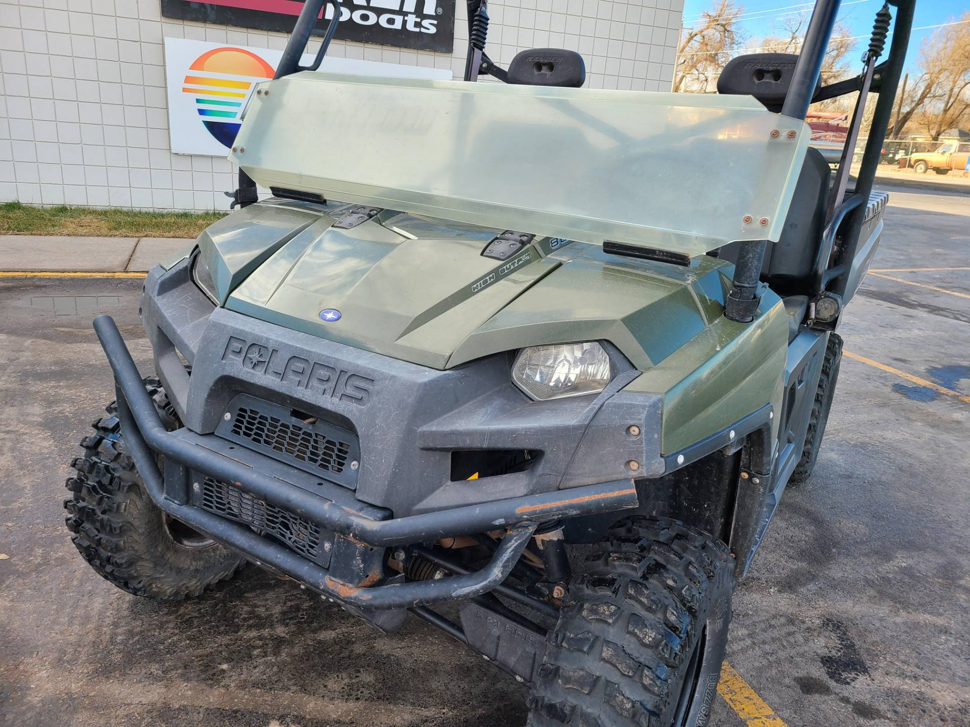 2012 Polaris Ranger XP® 800 in Rapid City, South Dakota - Photo 2