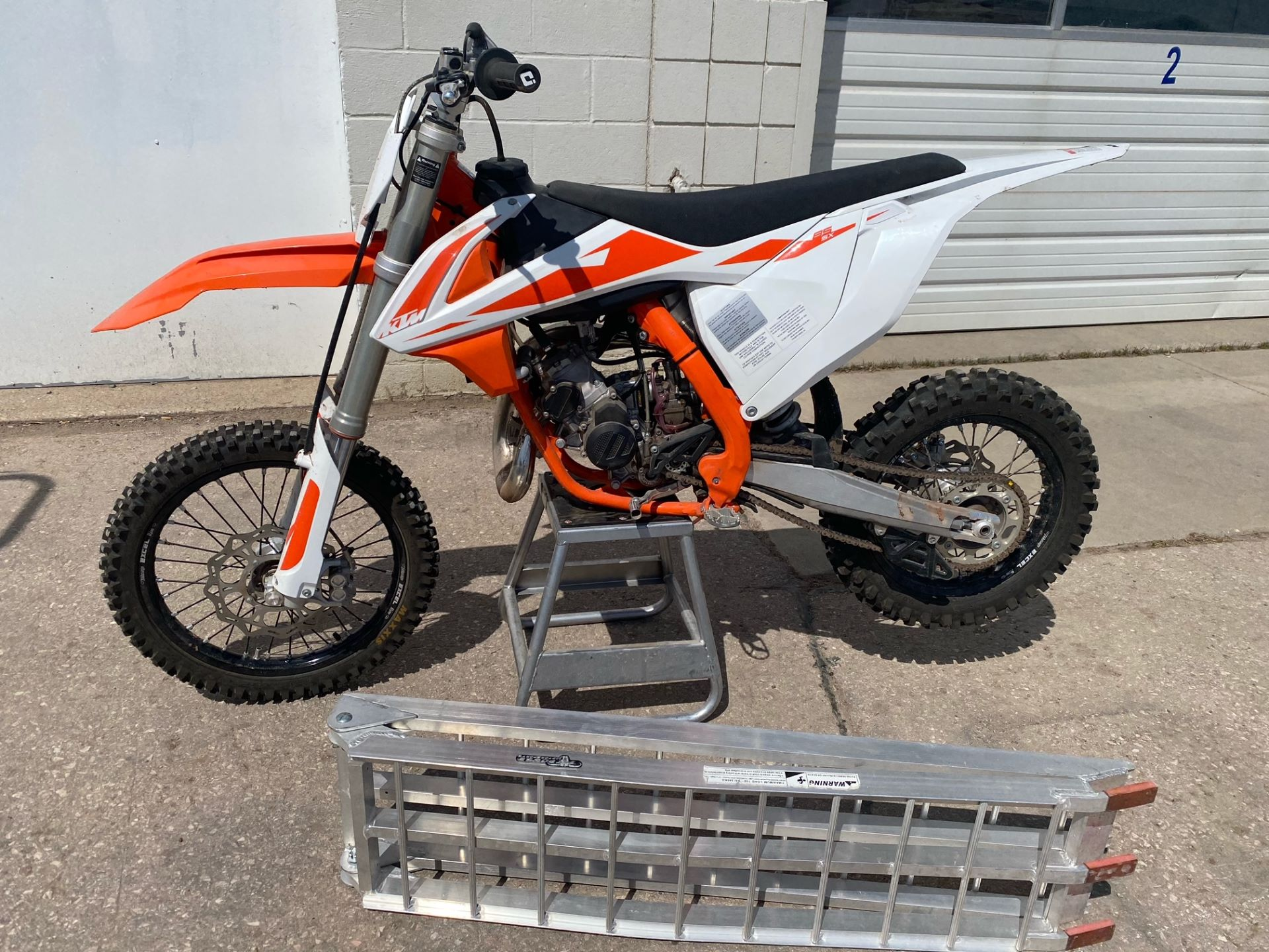 2019 KTM 85 SX 17/14 in Rapid City, South Dakota - Photo 1