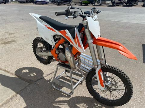2019 KTM 85 SX 17/14 in Rapid City, South Dakota - Photo 2