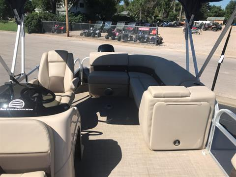2019 Sun Tracker Party Barge 20 DLX in Rapid City, South Dakota - Photo 8