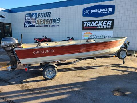 1981 Crestliner Fish Hawk 16 in Rapid City, South Dakota - Photo 1