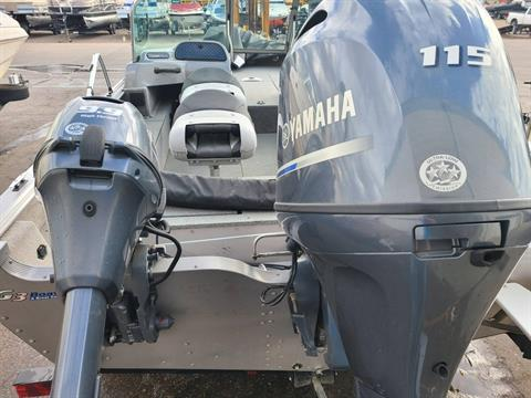 2016 G3 Angler V172 FS in Rapid City, South Dakota - Photo 2