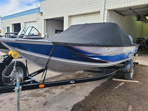 2016 G3 Angler V172 FS in Rapid City, South Dakota - Photo 1