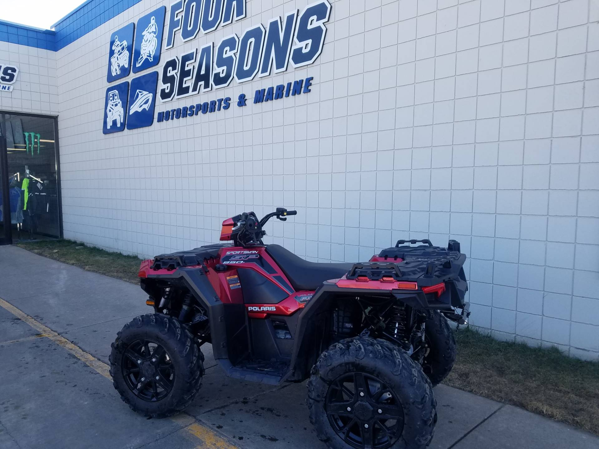 2018 Polaris Sportsman 850 SP in Rapid City, South Dakota - Photo 1