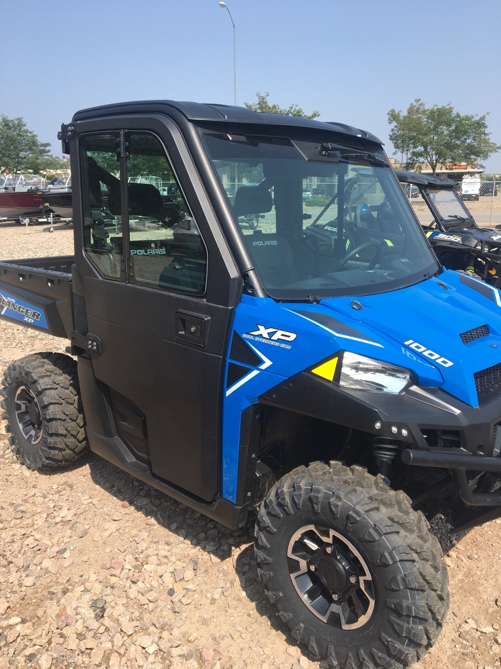 2017 Polaris Ranger XP 1000 EPS Northstar HVAC Edition in Rapid City, South Dakota
