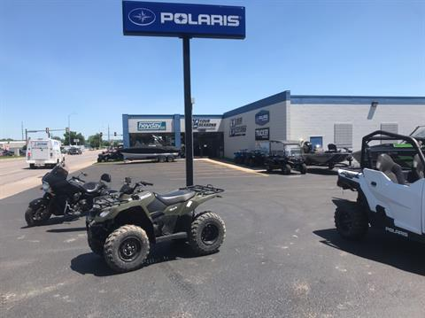 2015 Suzuki KingQuad 400ASi in Rapid City, South Dakota