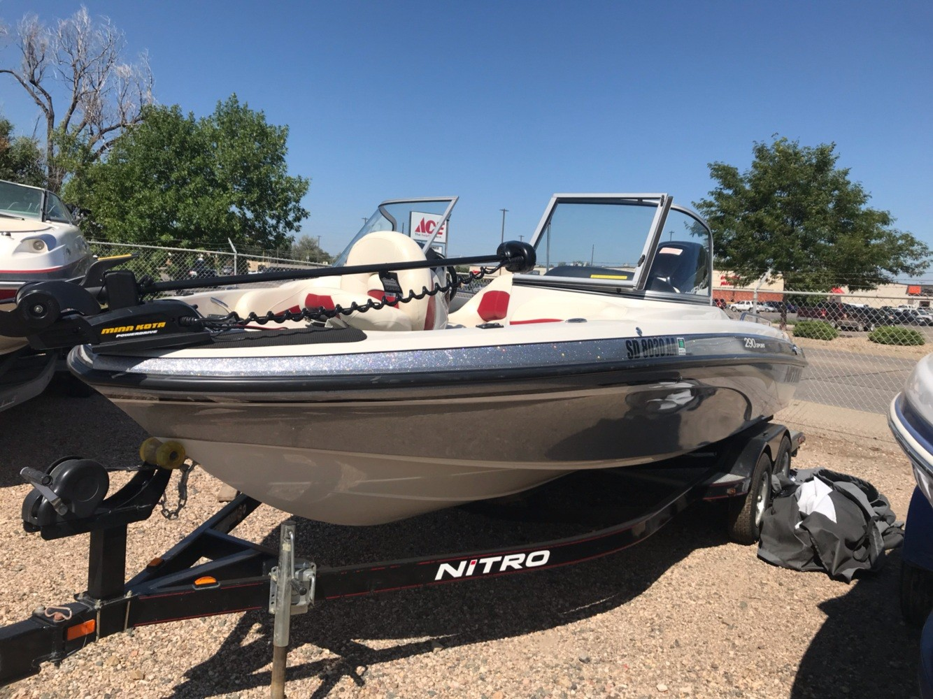 2011 Nitro 290 Sport in Rapid City, South Dakota - Photo 1