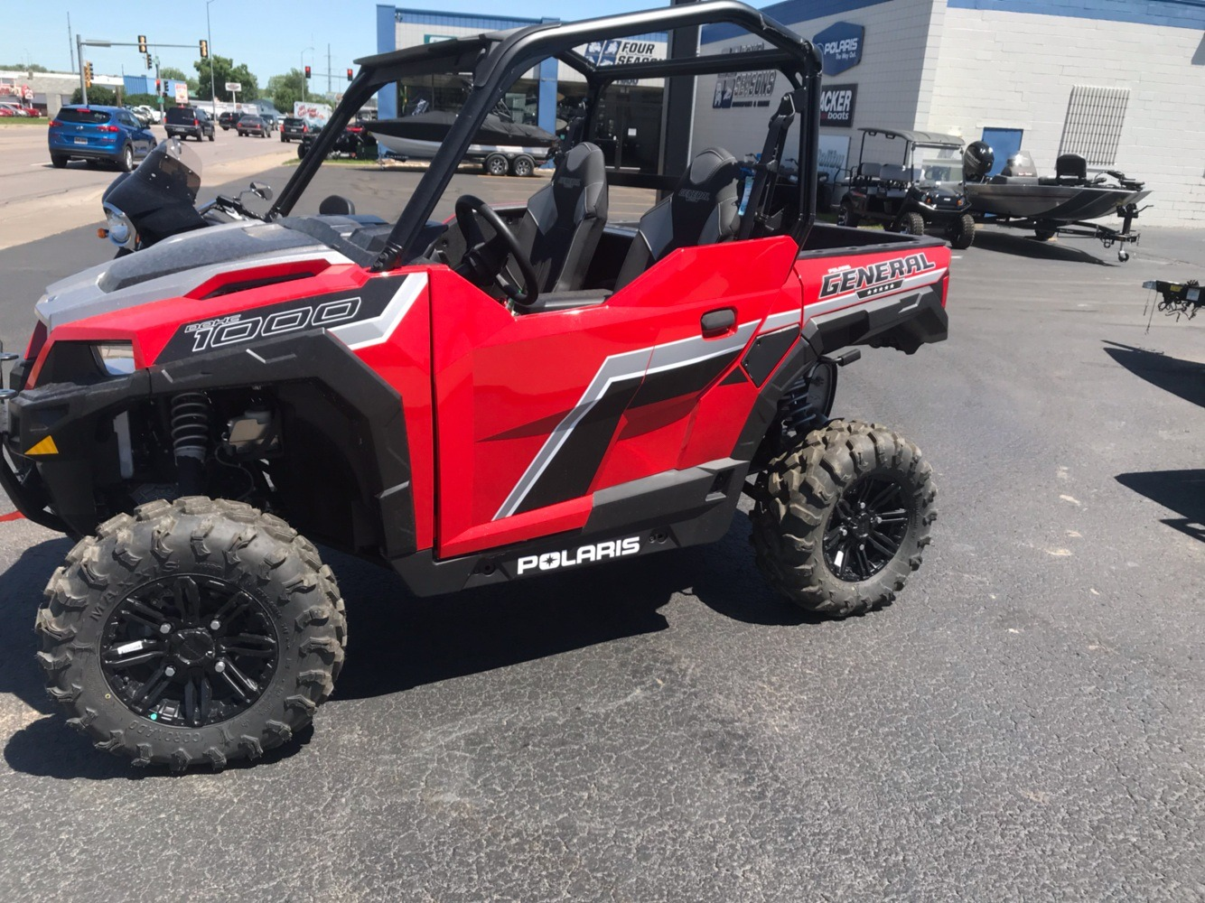 2019 Polaris General 1000 EPS Premium in Rapid City, South Dakota - Photo 2