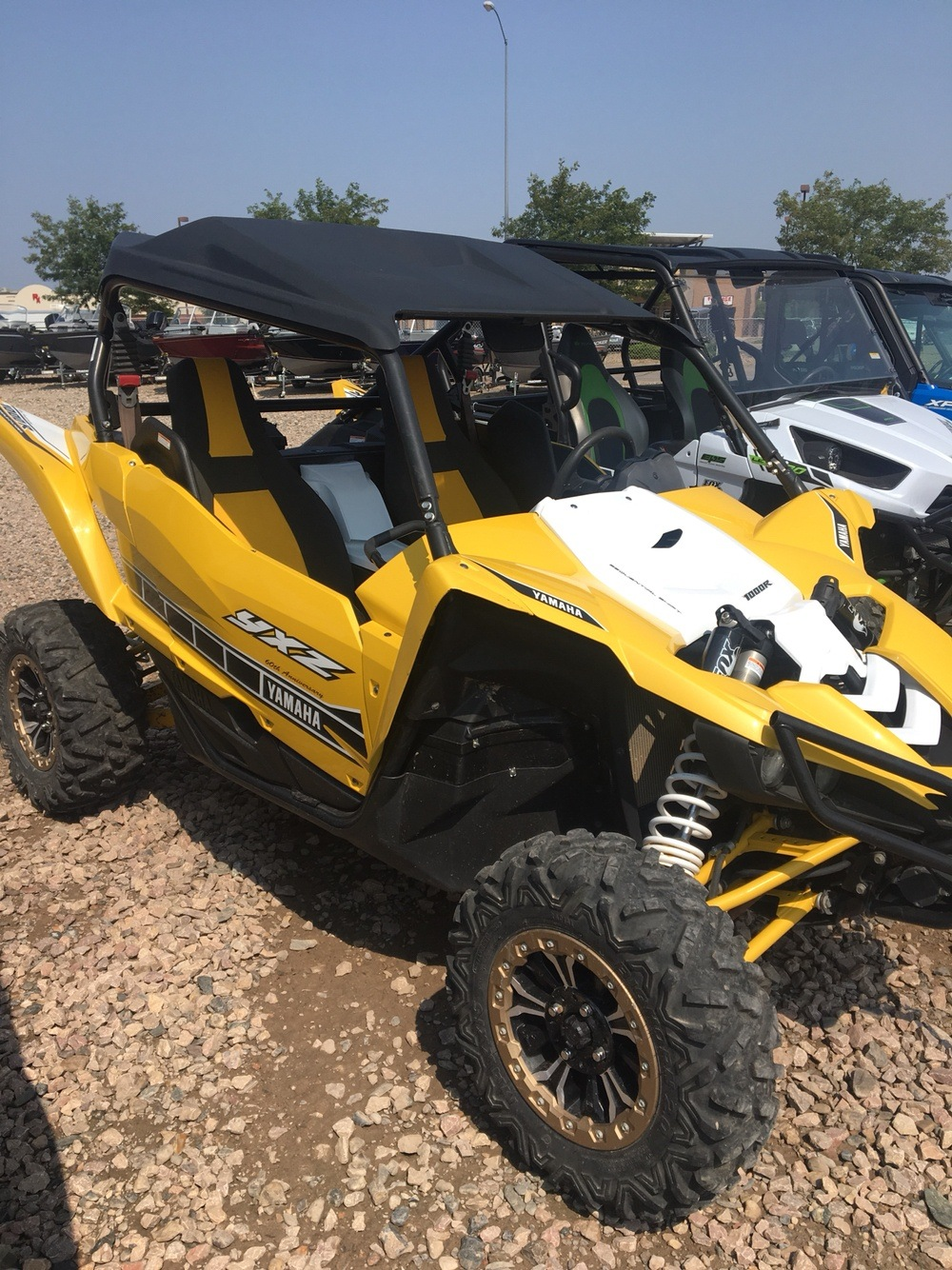 2016 Yamaha YXZ1000R SE in Rapid City, South Dakota