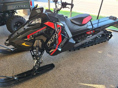 2021 Polaris 850 PRO RMK 163 2.6 in. Factory Choice in Rapid City, South Dakota - Photo 1