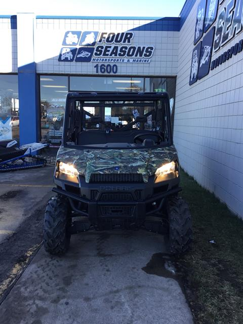 2019 Polaris Ranger Crew XP 900 EPS in Rapid City, South Dakota