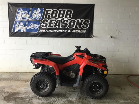 2016 Can-Am Outlander L 450 in Rapid City, South Dakota