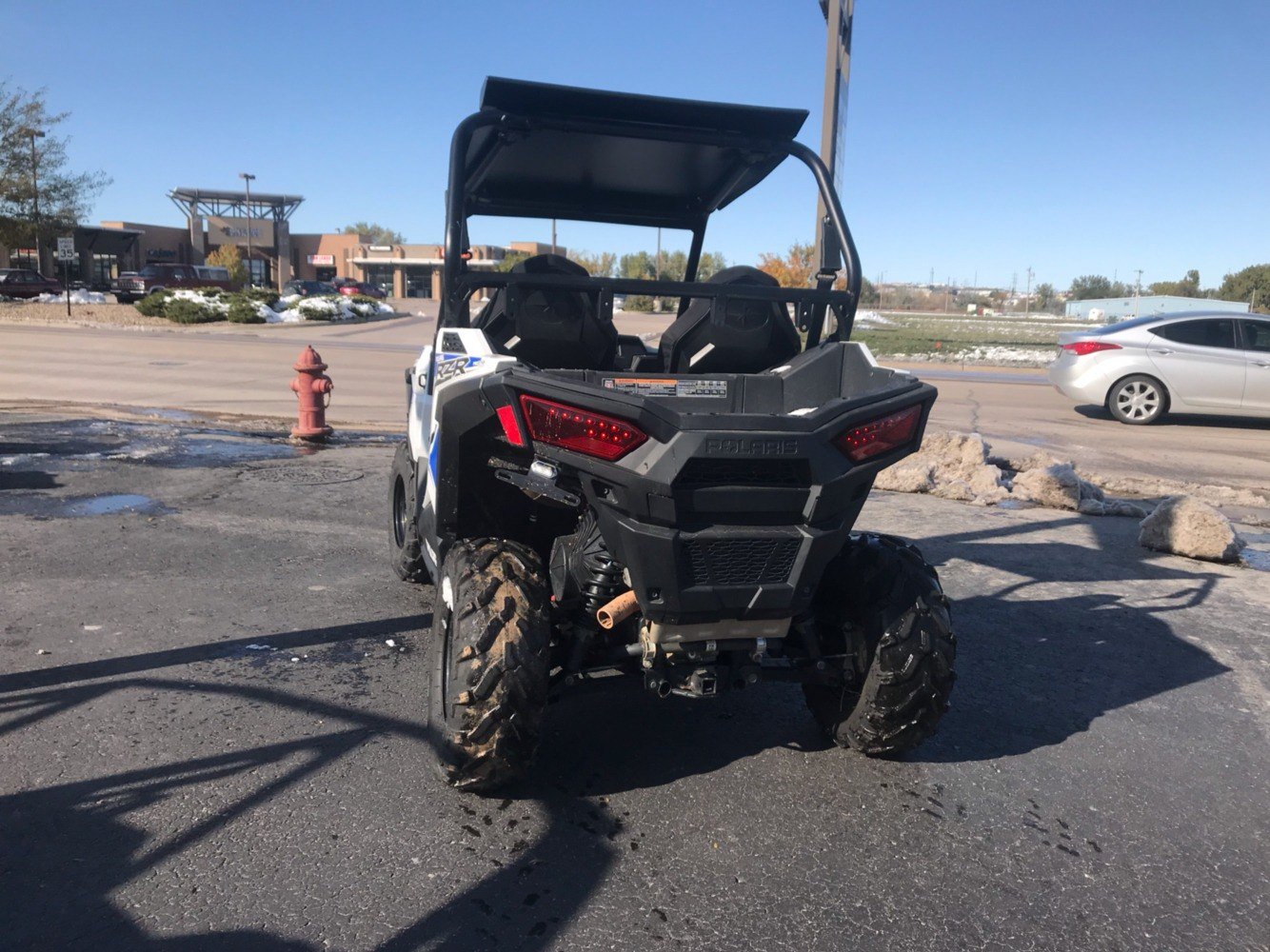 2018 Polaris RZR 900 in Rapid City, South Dakota - Photo 5