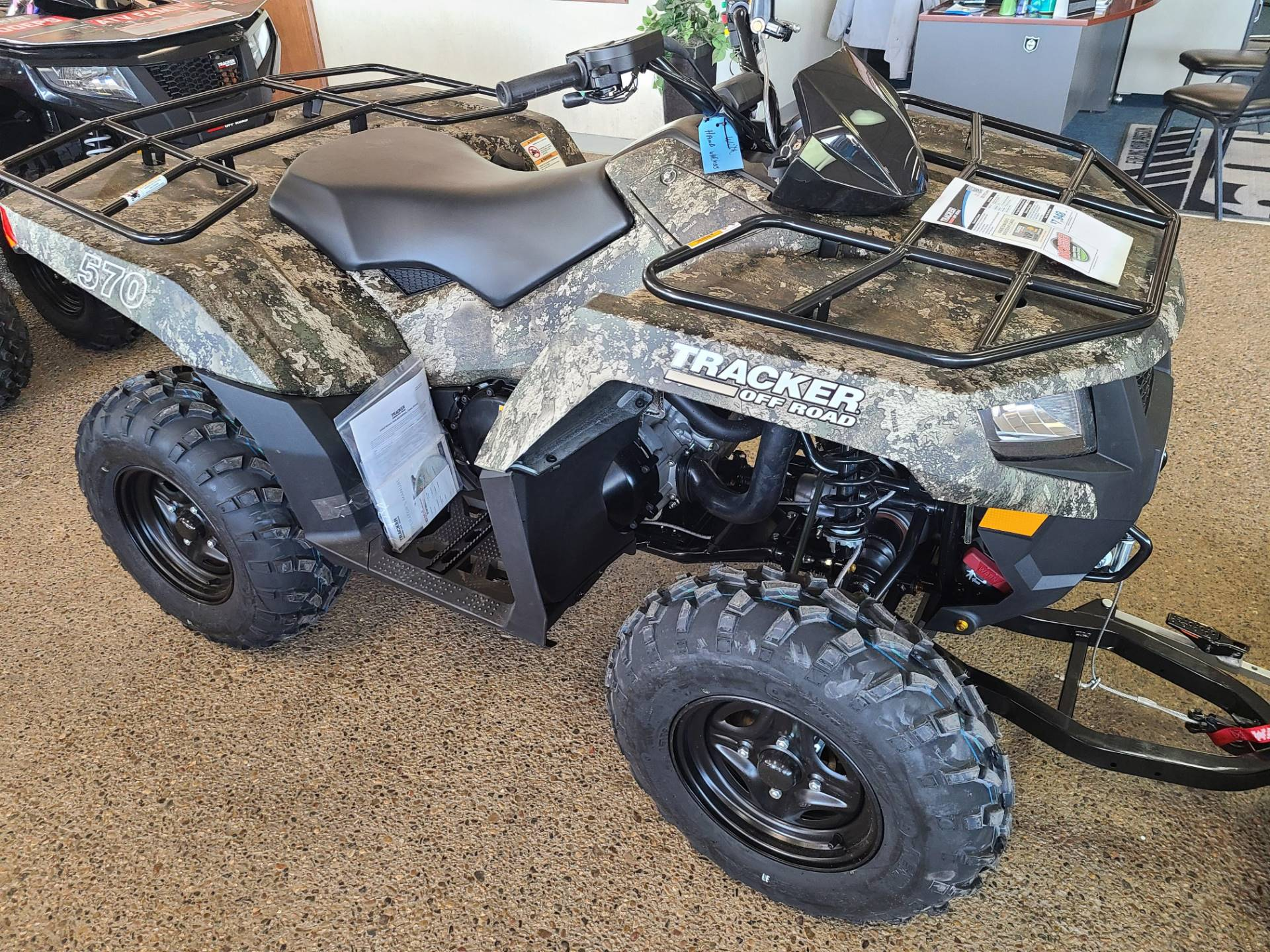 2021 Tracker Off Road 570 in Rapid City, South Dakota - Photo 1