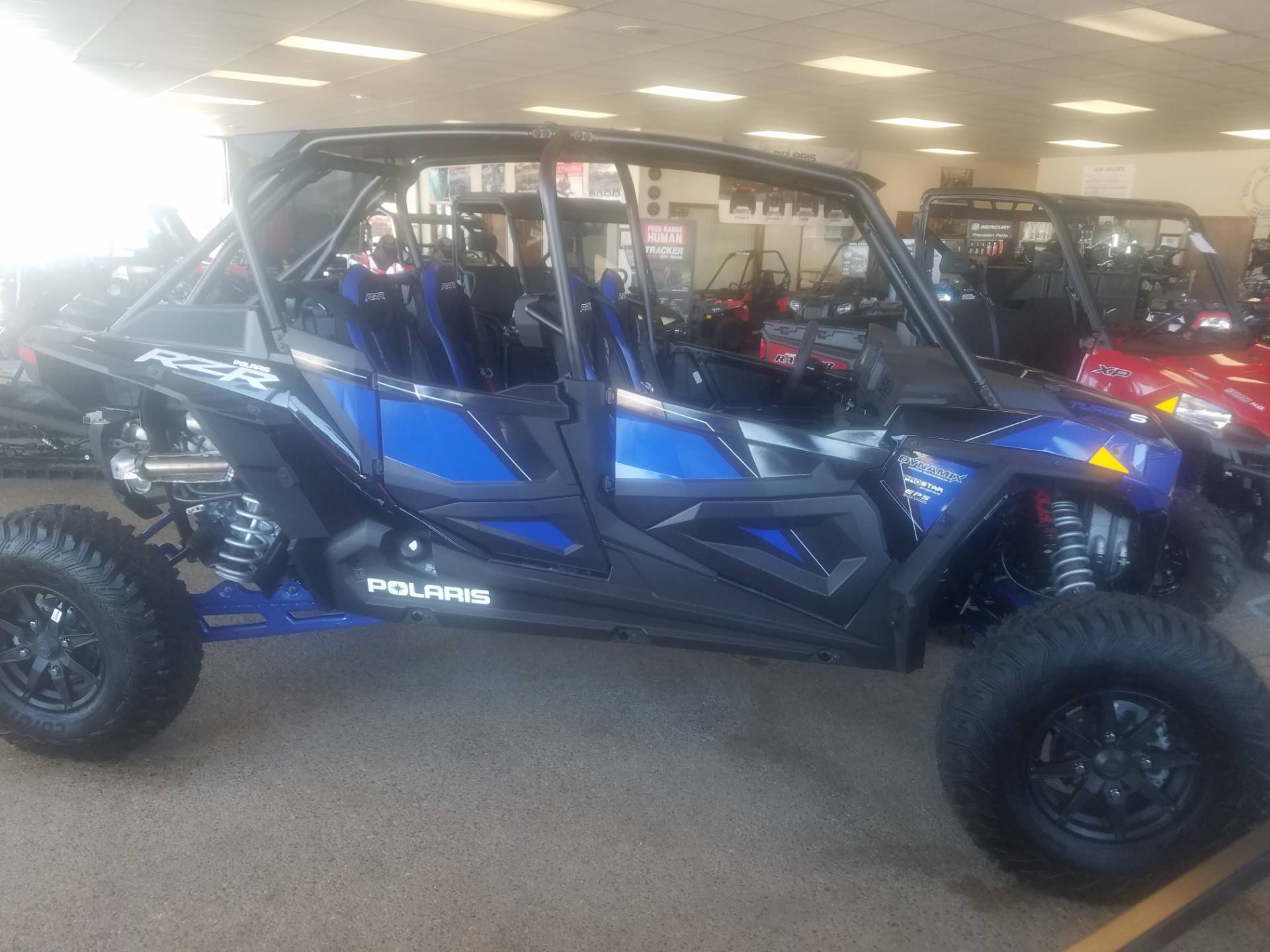 2019 Polaris RZR XP 4 Turbo S in Rapid City, South Dakota - Photo 1
