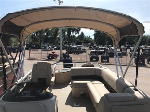 2019 Sun Tracker Fishin' Barge 20 DLX in Rapid City, South Dakota - Photo 10