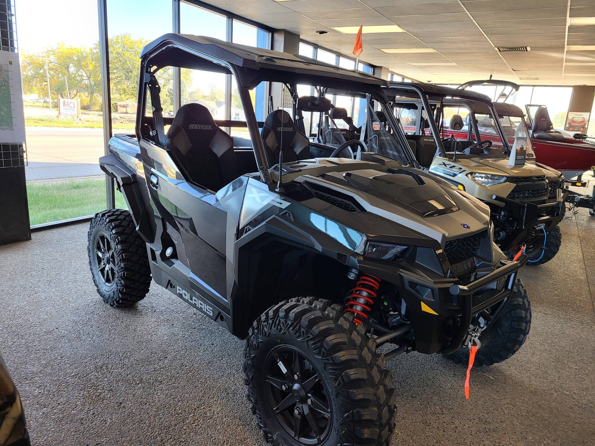 2021 Polaris General XP 1000 Deluxe in Rapid City, South Dakota - Photo 2