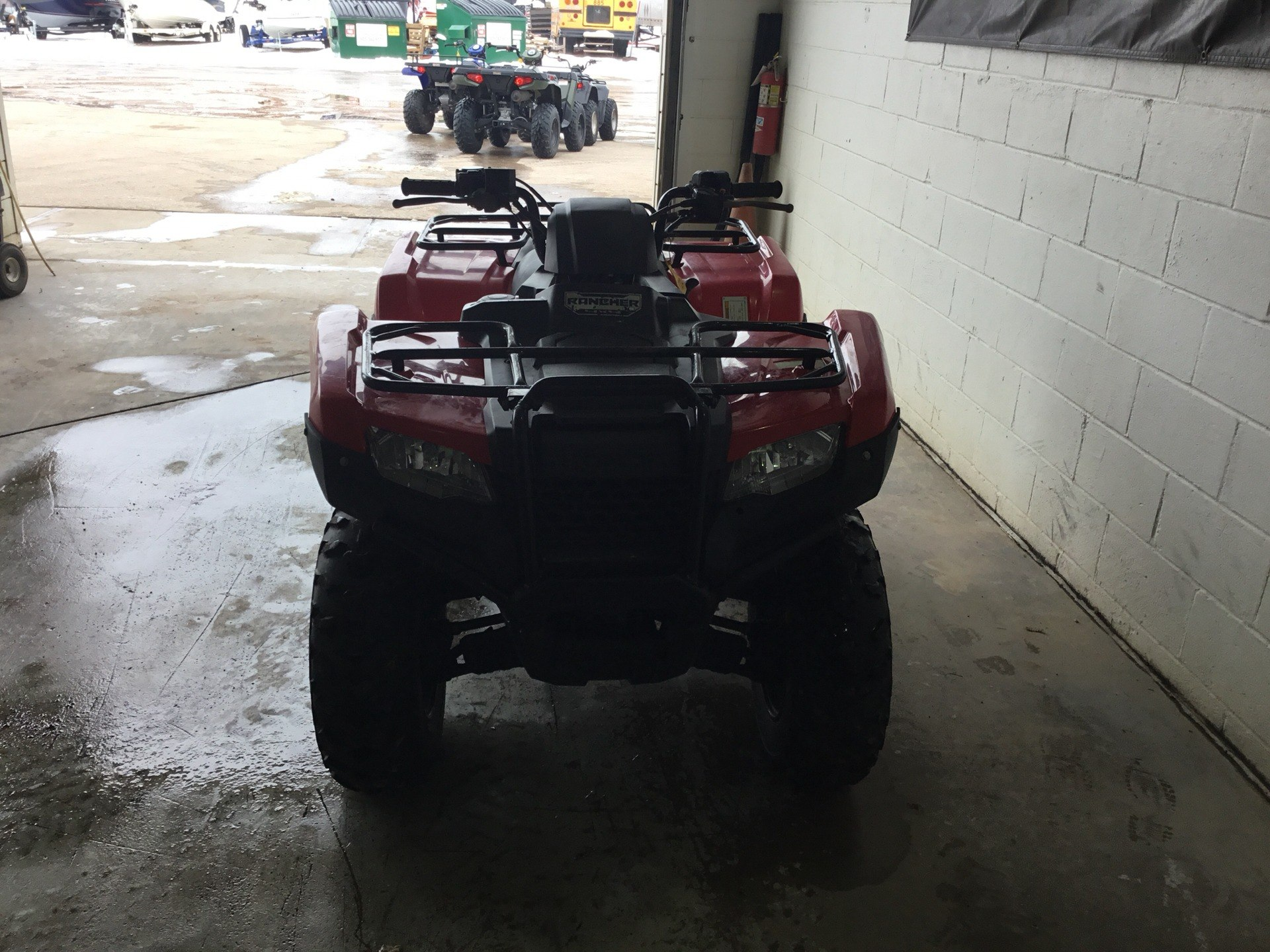 2014 Honda FourTrax® Rancher® 4x4 ES in Rapid City, South Dakota