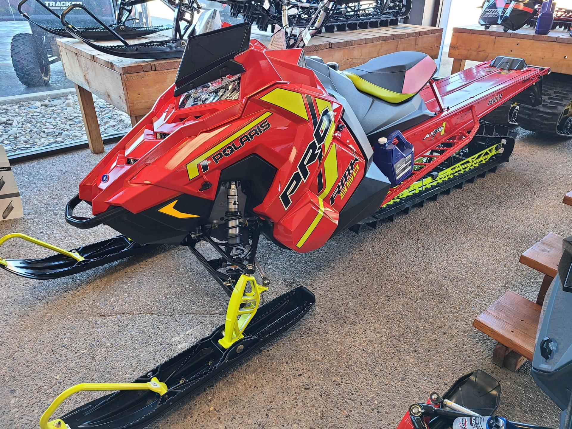 2021 Polaris 850 PRO RMK 155 2.6 in. Factory Choice in Rapid City, South Dakota - Photo 1