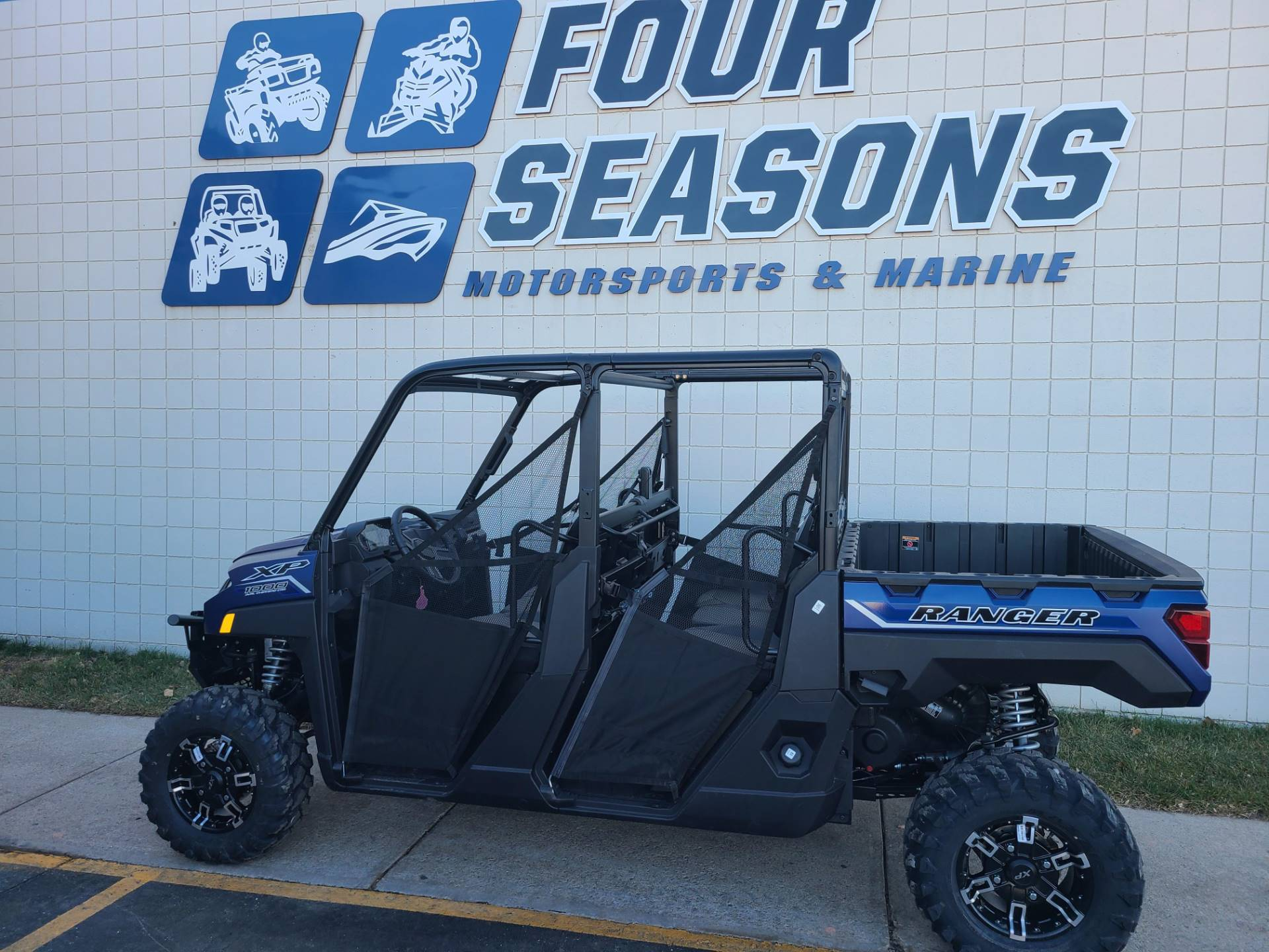 2021 Polaris Ranger Crew XP 1000 Premium in Rapid City, South Dakota - Photo 1