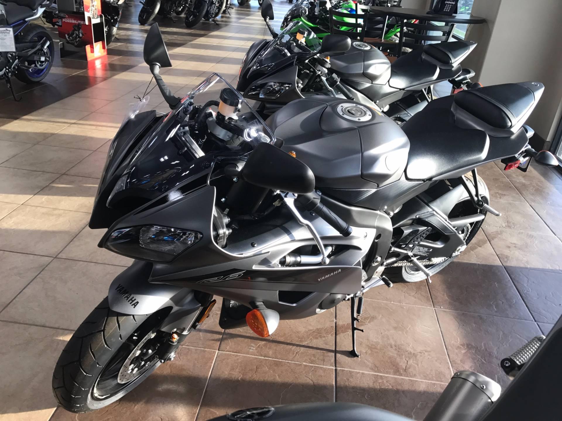 2016 Yamaha YZF-R6 for sale 9473