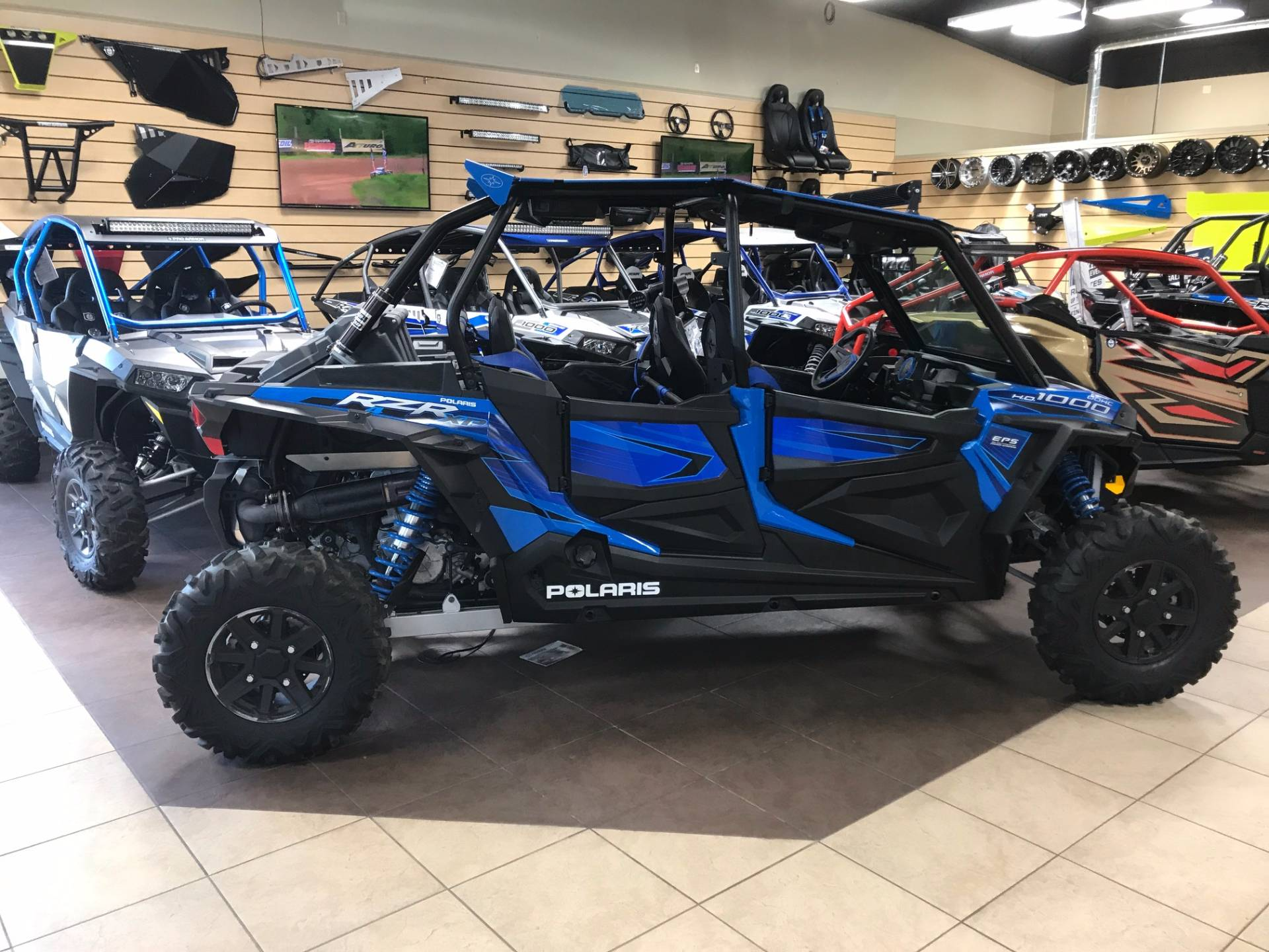 2015 Polaris RZR XP 4 1000 EPS for sale 525