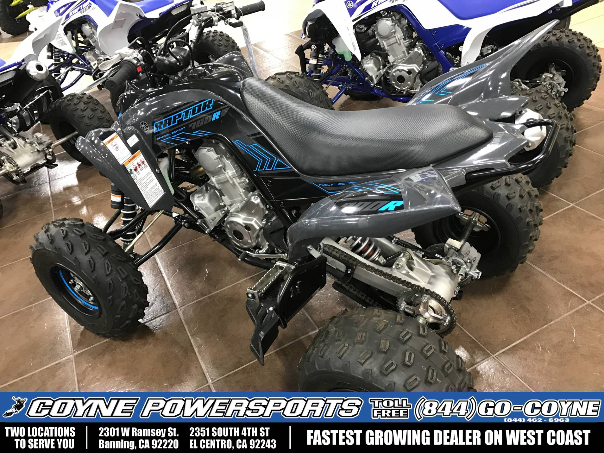 2017 Yamaha Raptor 700R SE for sale 14629
