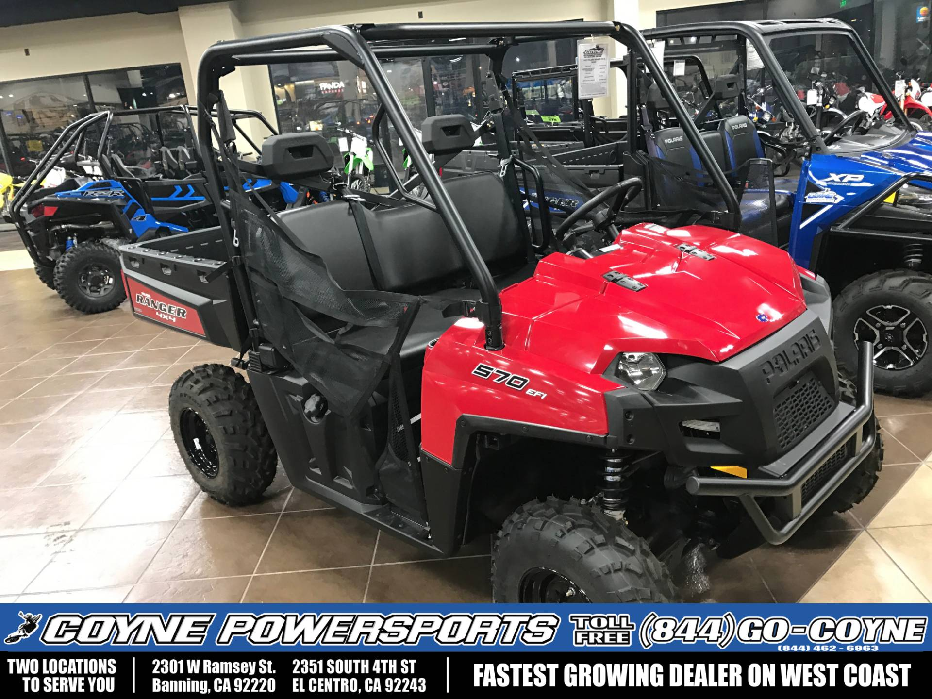 2017 Polaris Ranger 570 Full Size 2