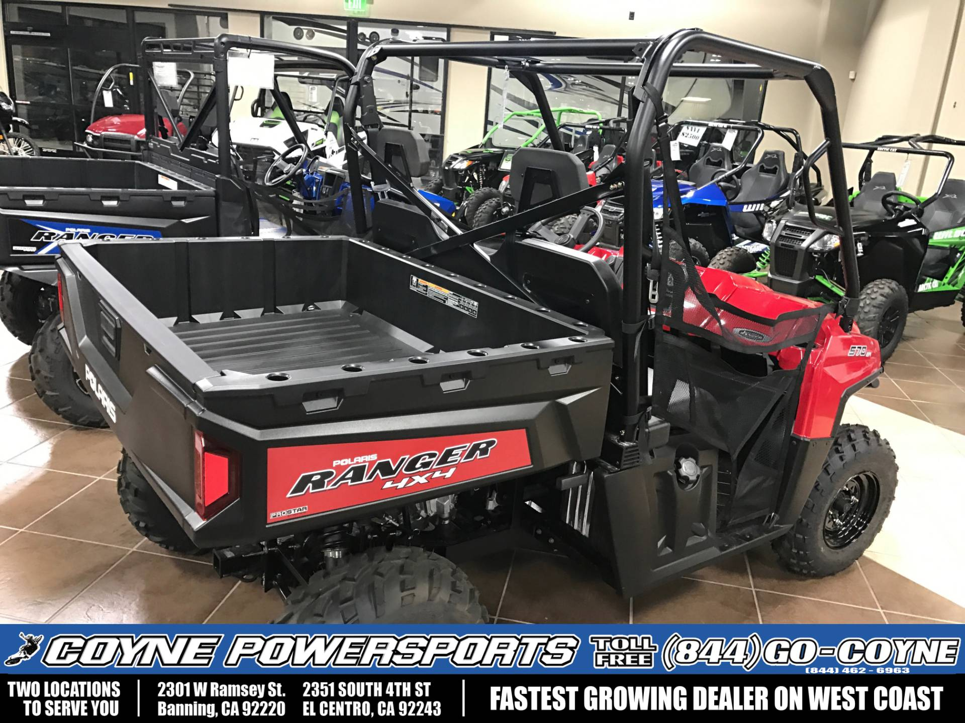 2017 Polaris Ranger 570 Full Size for sale 17833