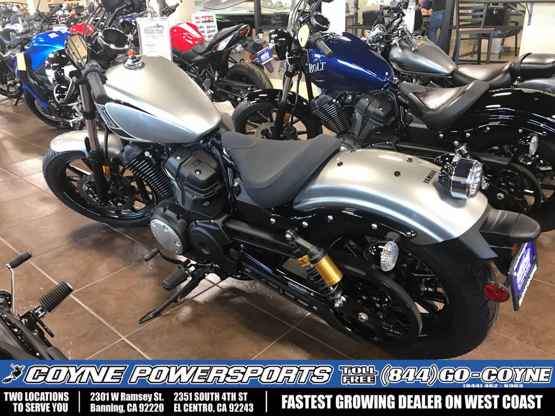 2017 Yamaha Bolt R-Spec for sale 13201