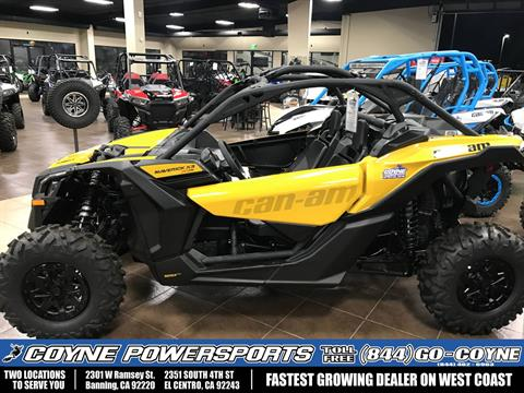 2017 Can-Am Maverick X3 X ds Turbo R in Banning, California