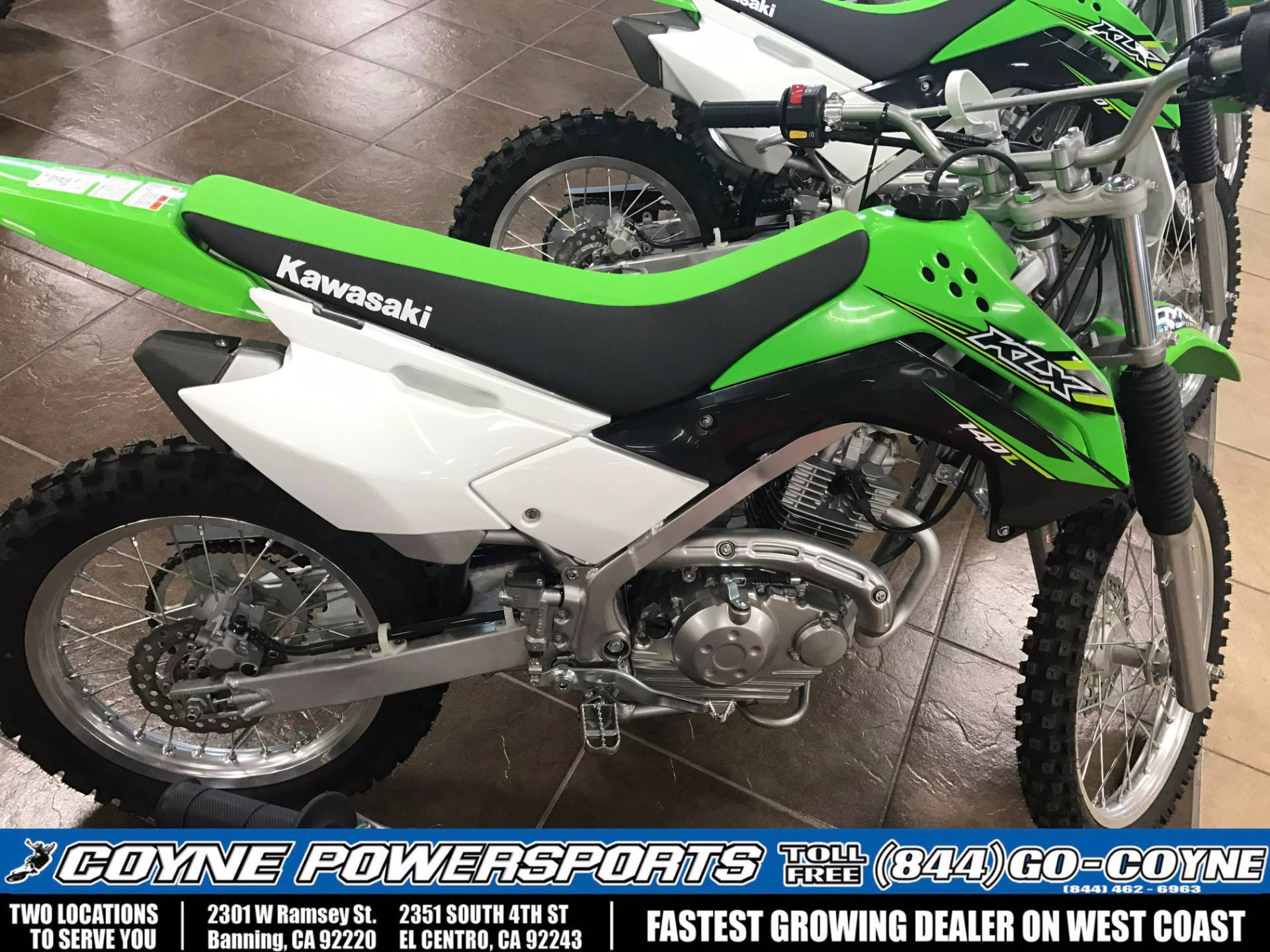 2017 Kawasaki KLX140L for sale 62