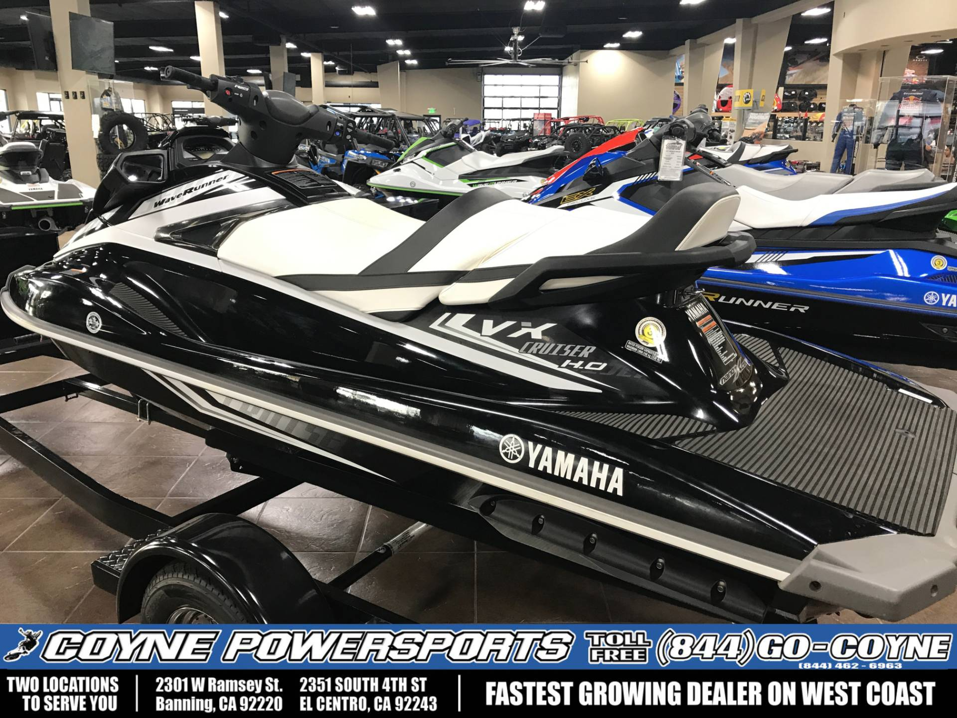 2016 Yamaha FX Cruiser HO 2