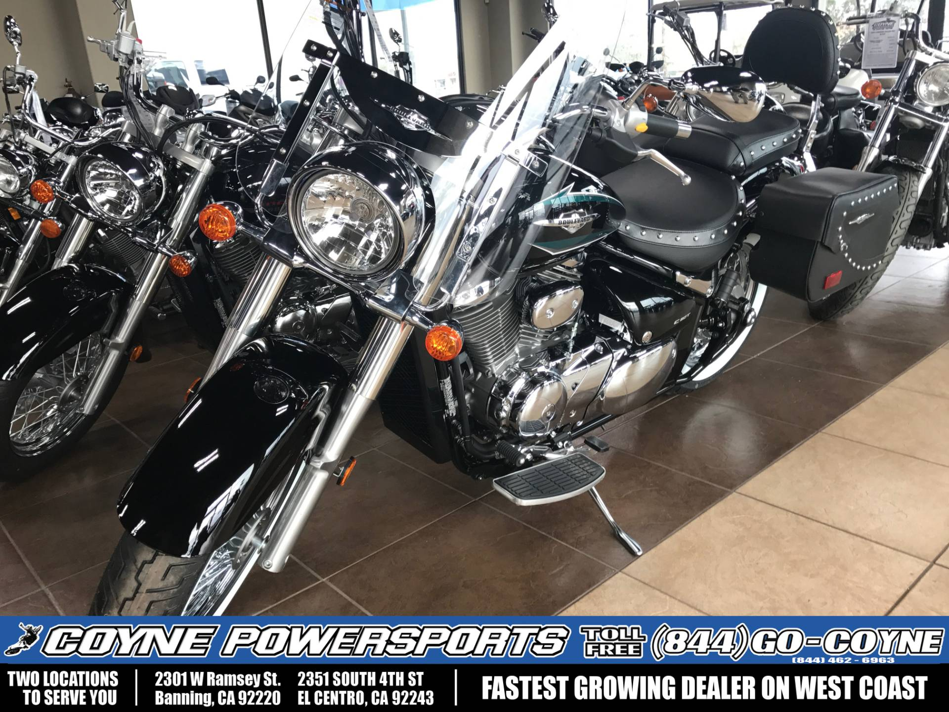 2017 Suzuki Boulevard C50T for sale 23