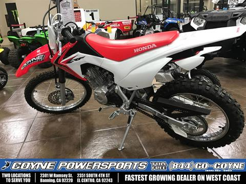 2017 Honda CRF125F (Big Wheel) in Banning, California