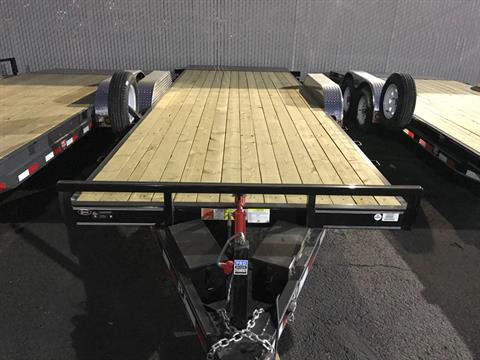 2017 PJ Trailers CAR HAULER in Banning, California