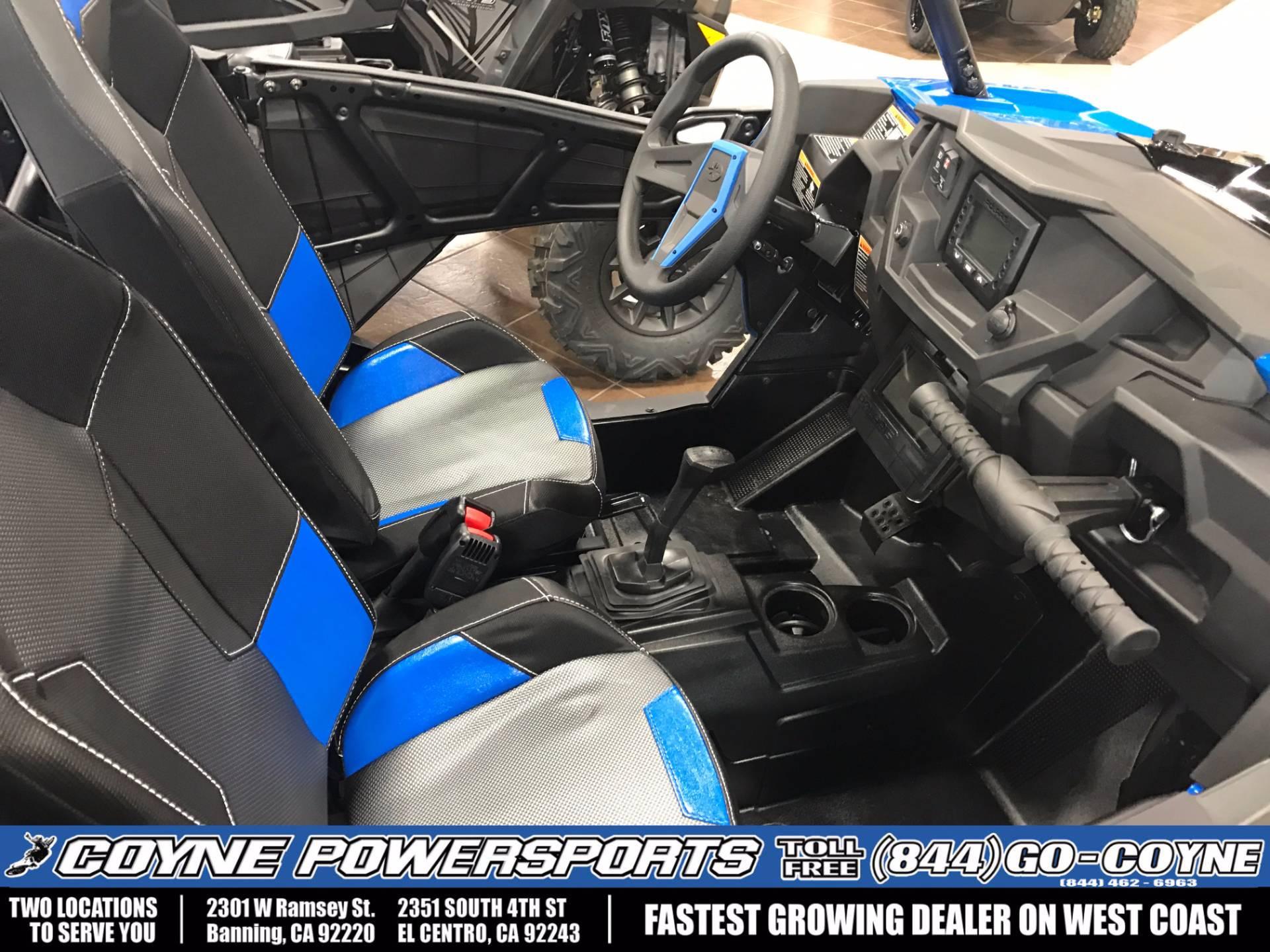 2017 Polaris RZR XP 4 Turbo EPS 2