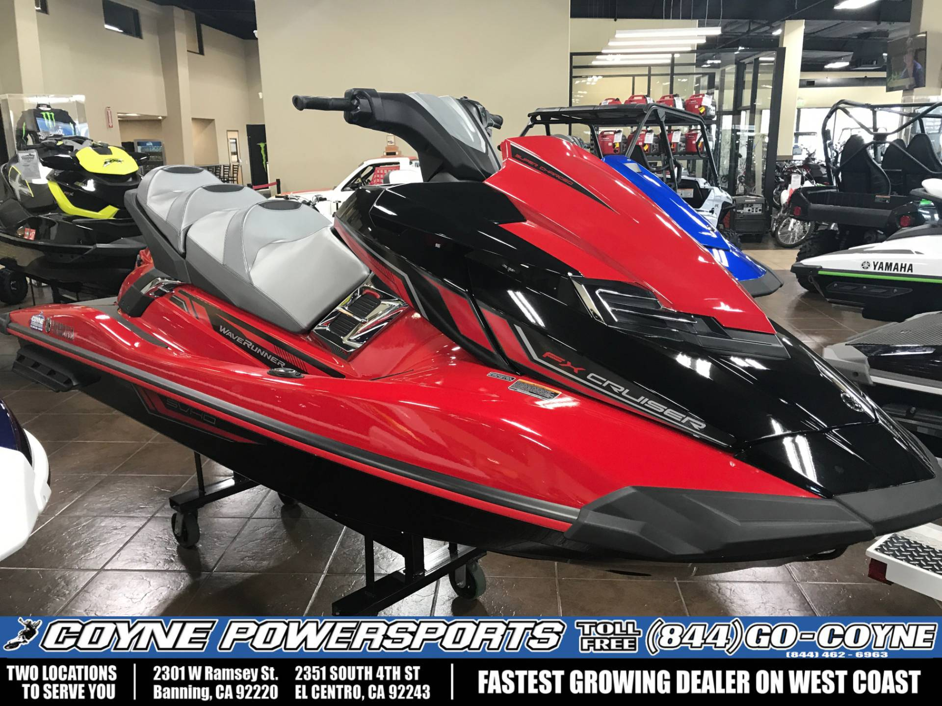 2017 Yamaha FX Cruiser SVHO for sale 23846
