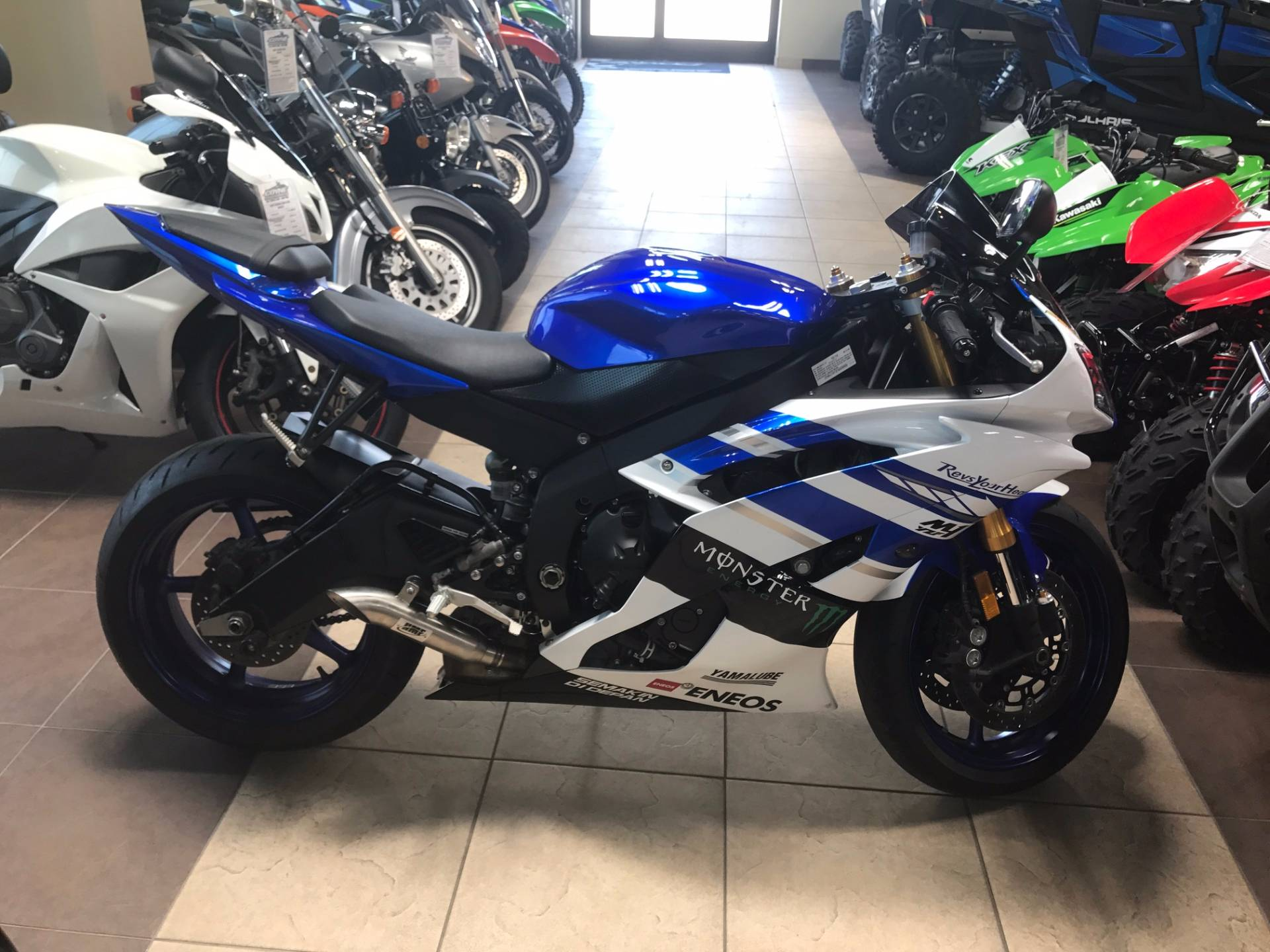 2015 Yamaha YZF-R6 for sale 16171
