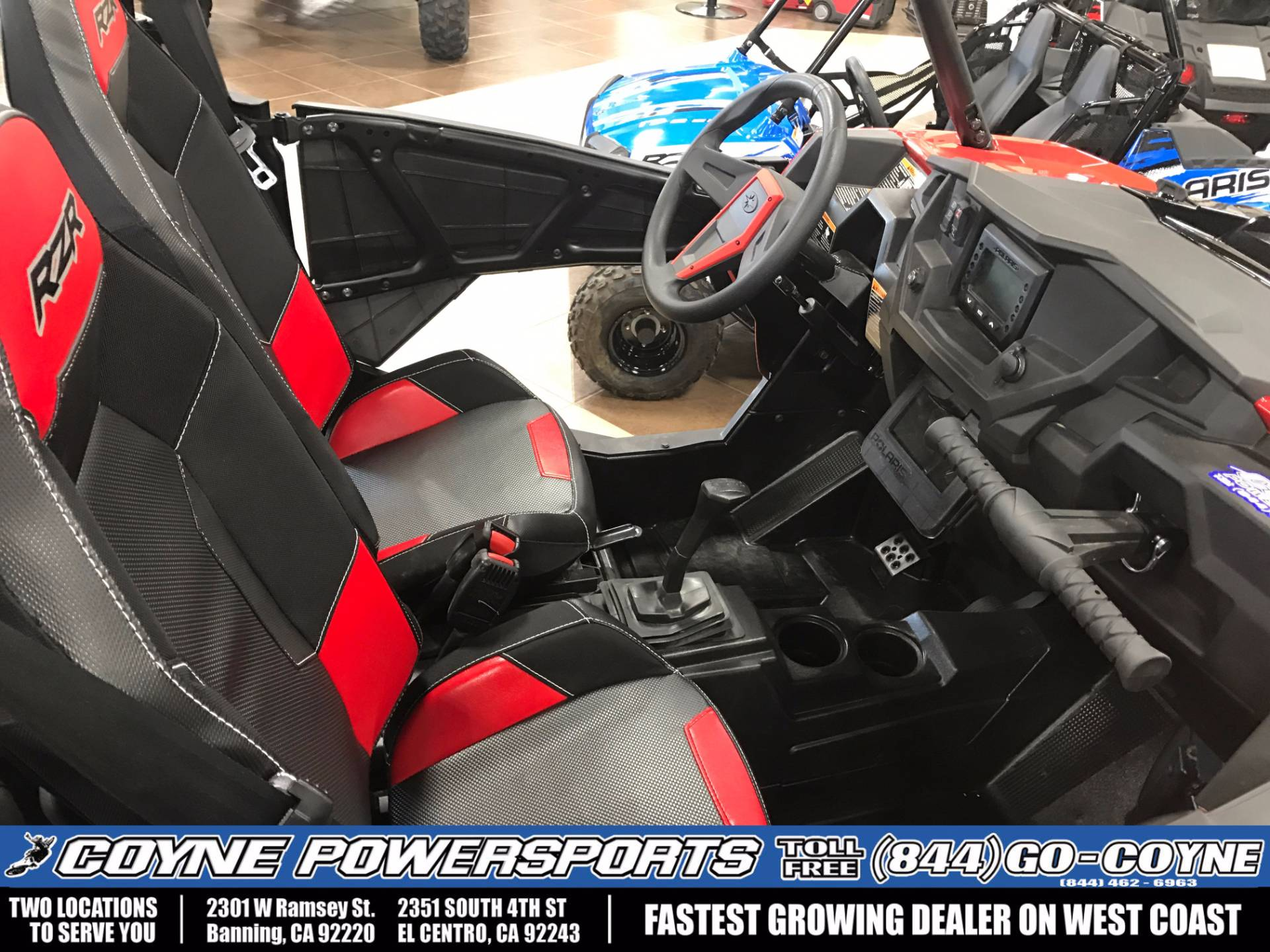 2017 Polaris RZR XP 4 Turbo EPS 4