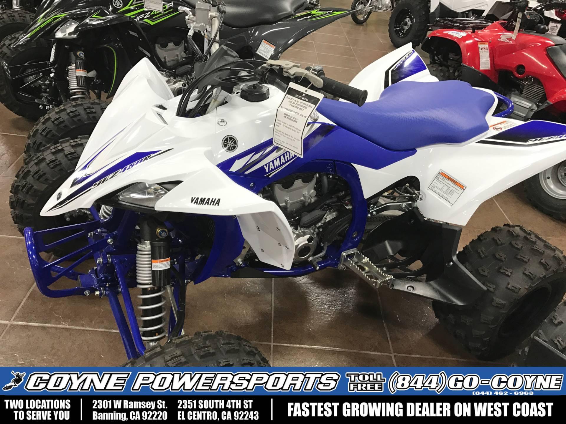 2017 Yamaha YFZ450R for sale 26810