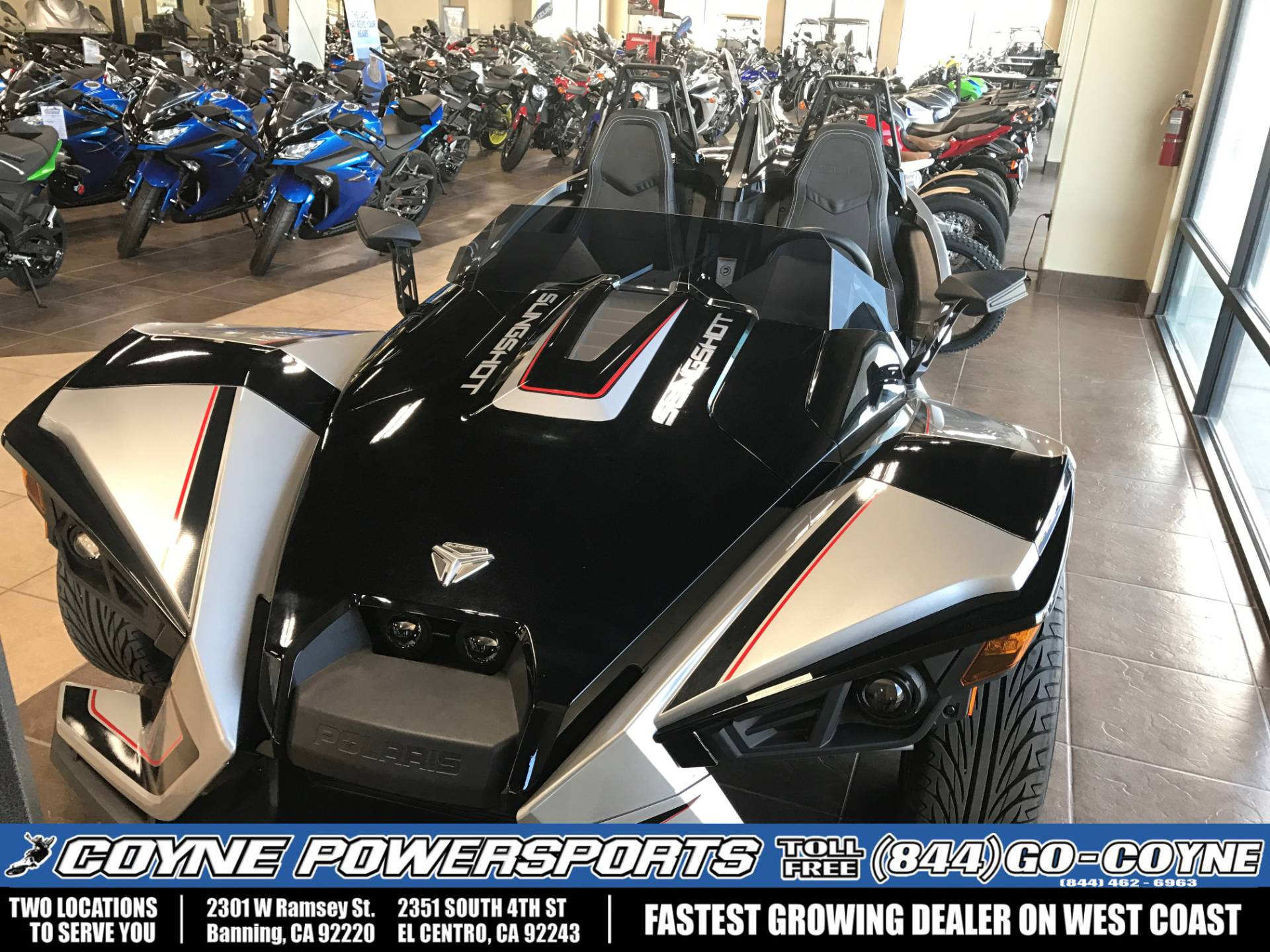 2017  Slingshot SLR for sale 80