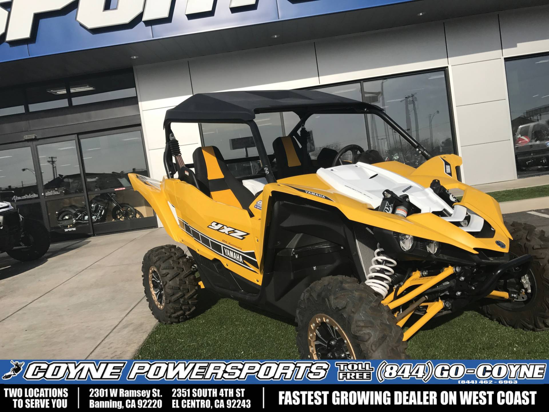 2016 Yamaha YXZ1000R SE for sale 23988